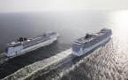 MSC Croisières : 1ère compagnie européenne en termes de capacités d'accueil