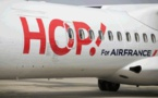HOP! Air France: the fusion of the 3 companies will lead to the loss of 245 jobs