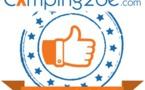 Camping : 927 sites français décrochent un Camping2be Award 2015