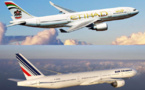 Etihad Airways will not fly to Air France's rescue