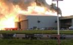 Irlande : les vols reprennent à l'aéroport Dublin après un gros incendie