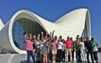 Challenge Tourisme porte l'Open Innovation à Bakou (Azerbaïdjan)