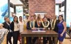 Air Tahiti Nui surfe sur l'engouement pour la Polynésie Française