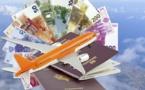 BSP : hausse du prix moyen du billet d'avion en septembre
