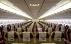 I tested the Paris-Rio flight with the Brazilian company TAM