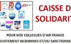 Violences Air France : 28 000 € récoltés en ligne pour soutenir les salariés visés par la justice