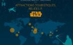 Star Wars : les 31 sites touristiques incontournables pour les fans de la saga