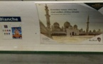Abu Dhabi : l'Office de Tourisme s'affiche dans le métro parisien