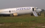 Pakistan : un B737-400 sort de piste à Lahore, plusieurs passagers blessés