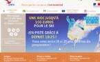 ANCV : nouveau site plus moderne et plus informatif