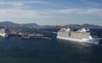 Marseille : le port renforce les mesures de sécurité pour les passagers de croisière