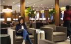 Taïwan : nouveau salon Cathay Pacific pour les passagers Affaires et Première