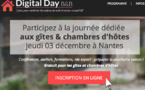 "Hôtellerie : Appyourself lance le ""Digital Day B&B"""