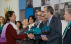 Hop! Biodiversité : la compagnie récompensée dans le cadre de la COP 21