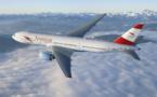 Austrian Airlines: le trafic passagers progresse de +1,9% en novembre 2015