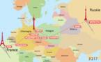 Train : nouvelle ligne Paris-Berlin-Moscou dès le 16 décembre 2015