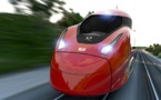 TGV du futur : Alstom et l'ADEME créent SpeedInnov