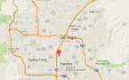 Las Vegas : une voiture fonce dans la foule et fait un mort et 37 blessés