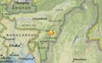Inde : séisme de magnitude 6.7, au moins 8 morts