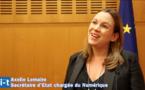 """Axelle Lemaire : """"Le succès de la France passera par l'économie de la data"""""""