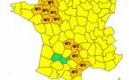 Neige et verglas : 13 départements en alerte orange en France