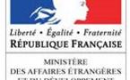 Quai d'Orsay : 10e rencontre sur la sécurité des entreprises à l'étranger le 21 janvier 2016