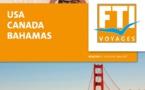 FTI Voyages : 3 nouvelles brochures pour l'été 2016