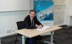 Renaud Muselier, nouveau président du CRT PACA