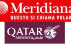 Meridiana et Qatar Airways bientôt partenaires ?
