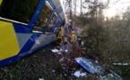 Allemagne : collision entre deux trains en Bavière, au moins 9 morts