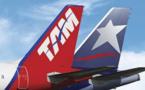 LATAM Airlines : trafic en hausse de 1,9 % en janvier 2016