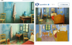 AirBnb : un musée de Chicago met la chambre peinte par Van Gogh à Arles en location