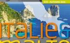 Visit Europe prépare une brochure spéciale Italie et Malte