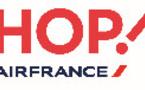 Hop ! ajoute 43 000 sièges entre la Corse et CDG pour l'été 2016