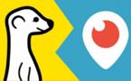La vidéo en direct, chouchou des réseaux sociaux ?