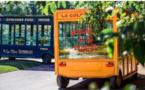 Le Puy du Fou s'équipe en trains solaires électriques