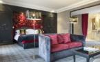 Paris : l'hôtel Edouard 7 complètement refait à neuf