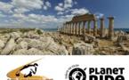 Les Motards du Tourisme ouvrent la route d'un circuit Sicile au grand public