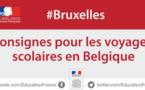 Attentats de Bruxelles : annulation de tous les voyages scolaires prévus en Belgique