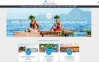 Austral Lagons améliore la techno et l'ergonomie de son site Internet