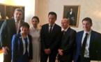 Côte d'Azur : l'acteur Liu Ye devient l'ambassadeur de la région en Chine