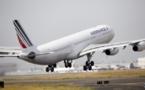 Voyamar-Aérosun va voler sur Air France