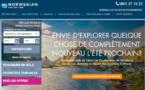 Norwegian Cruise Line met en ligne un site Internet en français