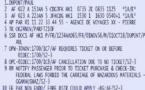 Passagers aériens : le PNR adopté par le Parlement Européen