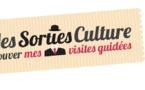 """""""Mes sorties culture"""": website of unique guided tours"""