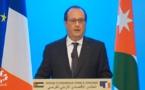 """Jordanie : """"les touristes français accueillis avec hospitalité et dans la sécurité"""", selon F. Hollande"""