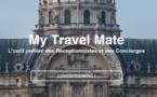Start up de la semaine : My Travel Mate propose l'e-conciergerie gratuite pour les hôtels
