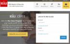 RIU Hotels & Resorts offre un nouveau site Internet à son programme de fidélité