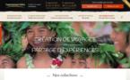 Tropicalement Vôtre : le site web fait peau neuve