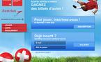 Austrian Airlines et Swiss font gagner des billets d'avion aux agents de voyages